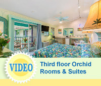 Video of the Orchid Suites at The Garden Island Inn